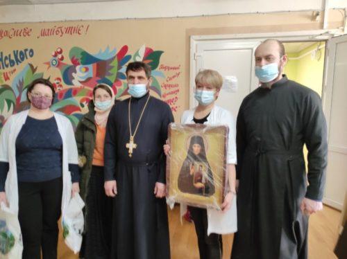 Голова відділу УПЦ з соціально-гуманітарних питань звершив Літургію в дитячому онкологічному центрі Києва