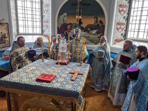 У селі Адамівка Тульчинської єпархії освятили відреставрований старовинний храм