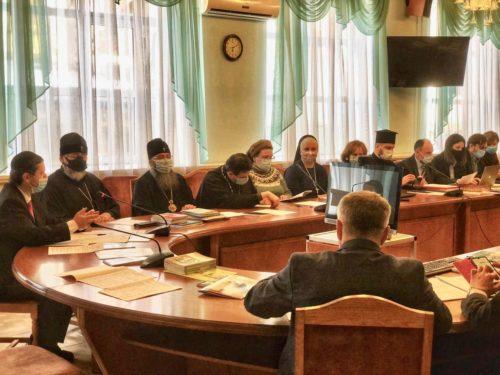 Представники УПЦ взяли участь у роботі Громадської ради при Міністерстві освіти і науки України