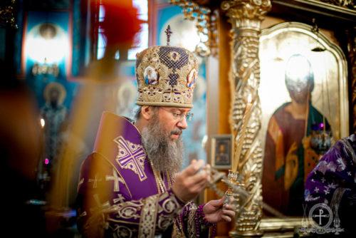 Митрополит Антоній закликав усі сторони конфлікту всіма силами запобігти ескалації на Донбасі
