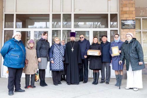 В єпархіях УПЦ продовжують піклуватися про хворих, сиріт, нужденних і людей похилого віку