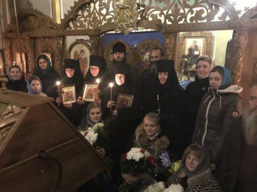 У Благовіщенському монастирі на Рівненщині звершено перший чернечий постриг