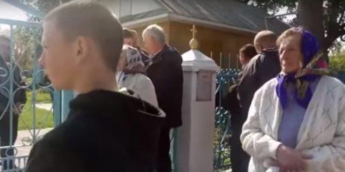 Віруюча УПЦ з рівненського села Мнишин виграла суд у справі про побиття активісткою «ПЦУ»