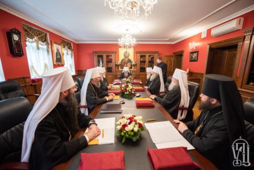ПідсумкиСвященного Синоду Української Православної Церквивід 12 травня 2021 року (+відео)