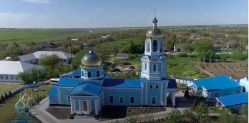 В Одеській єпархії митрополит Агафангел освятив Свято-Успенський храм