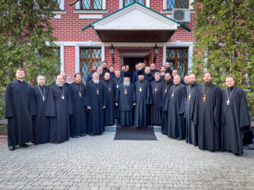 Комиссия по делам пастырства в сфере здравоохранения будет внедрять медицинское капеланство – Синод УПЦ