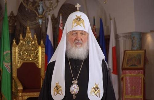 Святіший Патріарх Кирил та ієрархи Помісних Церков привітали православних українців зі святом Воскресіння Христового (відео)