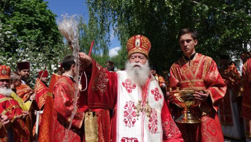 Ієрарх Болгарської Церкви: Єдина канонічна Православна Церква в Україні – та, яку очолює Блаженніший Митрополит Онуфрій (відео)