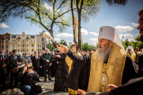 Предстоятель очолив урочистості у Харкові в честь святителя Афанасія та з нагоди 100-ліття народження митрополита Никодима (Руснака) (+фото, відео)