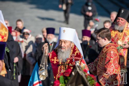 Блаженніший Митрополит Онуфрій привітав українців із Днем Перемоги
