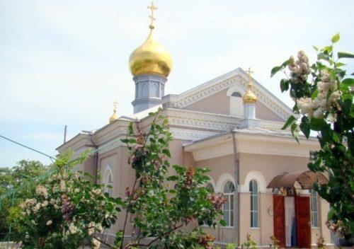 В Одеській єпархії в день 30-річчя відновлення чернечого життя у Спасо-Преображенському Борисівському монастирі  освячено храм