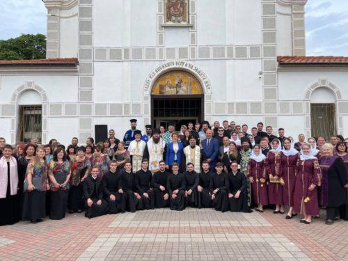 Хор КДАіС виступив на міжнародному фестивалі православної музики в Болгарії