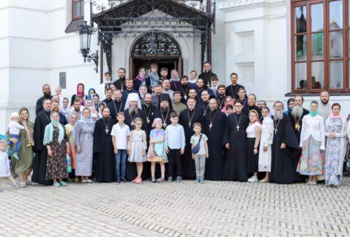 У Києві відбулася ІХ Всеукраїнська конференція керівників єпархіальних відділів УПЦ у справах сім'ї