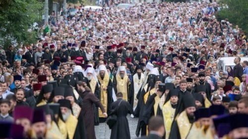 Цього року Хресний хід на День Хрещення Русі буде ще одним свідченням вірності Православ'ю – керуючий справами УПЦ (рос)