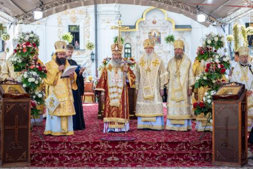 Українська Православна Церква урочисто відзначила 1033-річчя Хрещення Русі (+відео)