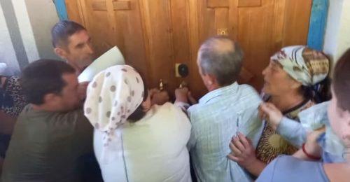 На Вінниччині у селі Вербовець прихильники «ПЦУ» намагалися захопити храм УПЦ