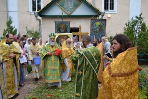 У Могилів-Подільській єпархії освячено новий храм