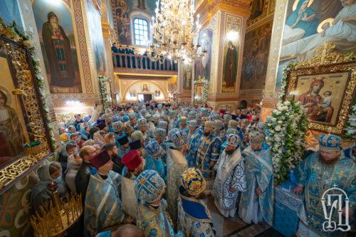 Предстоятель возглавил юбилейные торжества в Зимненском монастыре на Волыни (видео)