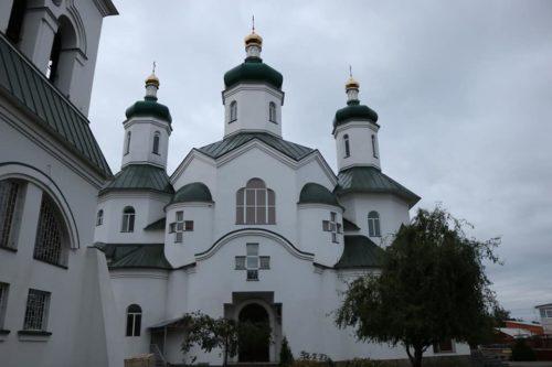 У Білоцерківській єпархії освячено два новозбудовані храми, в Овруцькій єпархії — один новозведений храм