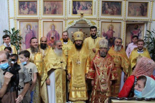 Митрополит Августин взяв участь в урочистостях до 800-річчя від Дня народження св. блг. кн. Олександра Невського, що відбулися в Італії