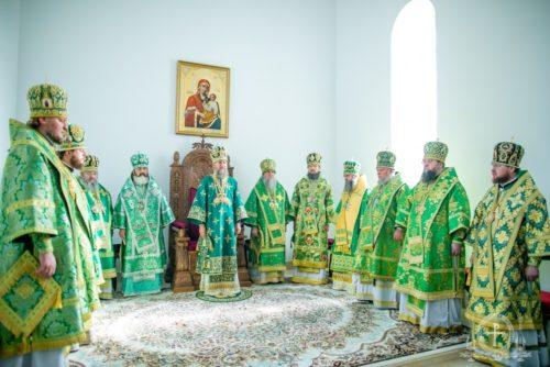 У Городницькому ставропігійному Свято-Георгіївському монастирі освячено новий храм