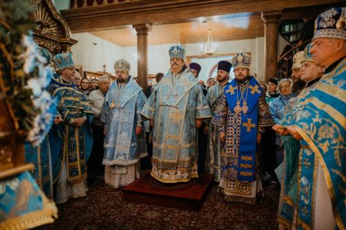 Єпископ Баришівський Віктор взяв участь у святкуваннях на честь Холмської ікони Божої Матері у Польщі
