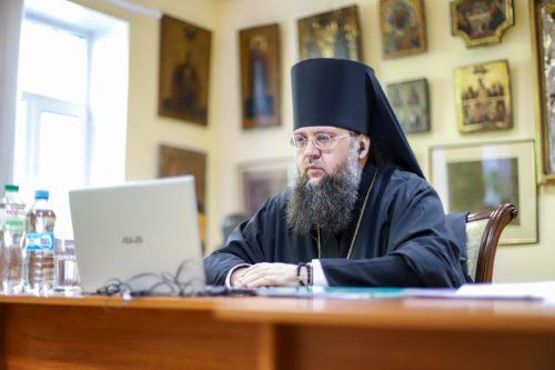 Ректор КДА виступив із доповіддю на міжнародній конференції, присвяченій першості і соборності в Православ'ї