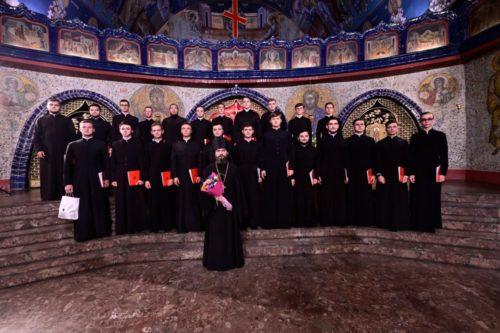 Хор Київської духовної академії зайняв І місце на Міжнародному фестивалі в Польщі (+відео)