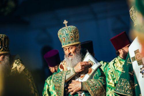 Співчуття Блаженнішого Митрополита Онуфрія духовенству, чернецтву та вірянам Рівненської єпархії у зв'язку з кончиною митрополита Варфоломія