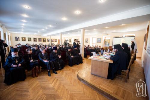 У КДА відбулась ХІІІ Міжнародна конференція «Духовна та світська освіта: історія взаємин – сучасність – перспективи»