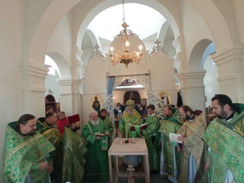 В Овруцькій єпархії в с. Вишевичі освячено новий храм