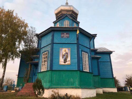 Прихильники «ПЦУ» влаштували чергову провокацію в селі Новоживотів Вінницької області