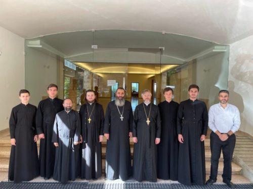 Розпочалась освітня поїздка студентів духовних шкіл УПЦ до Антіохійського Патріархату