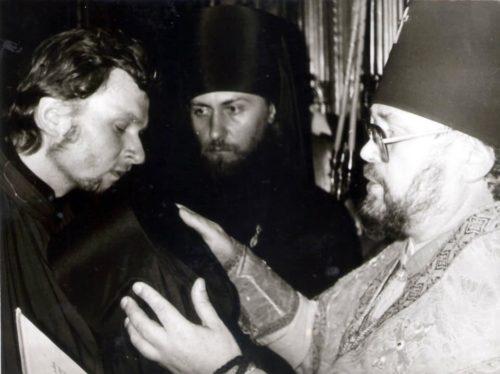Паства привітала митрополита Сумського і Охтирського Євлогія з 30-річчям з дня постригу в монашеський чин